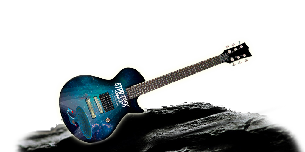 Win This Guitar – Star Trek Wines