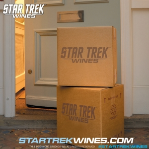 Star Trek Wines Home Delivery