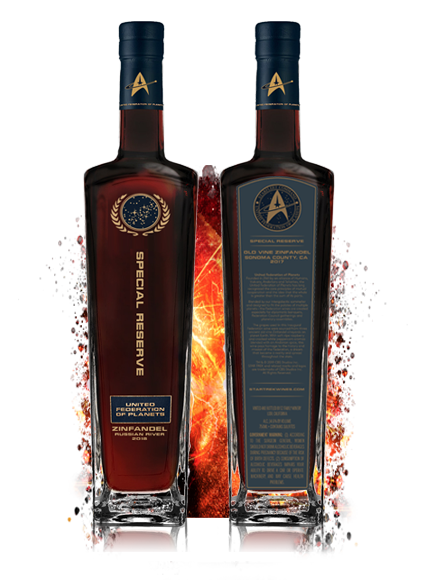 Klingon Blood Wine 2 Pack